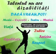 talentunul nu are dizabilitati talentul nu are handicap